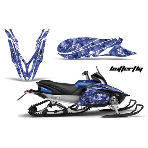 Комплект графики AMR Racing Butterfly (Yamaha Apex)