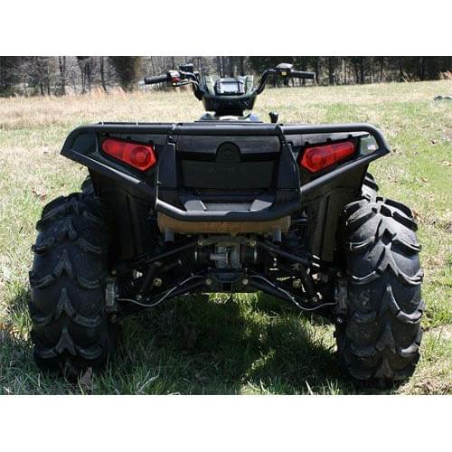 SUPER ATV задний бампер POLARIS 550/850 XP