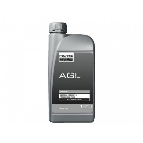 Масло трансмиссионное POLARIS AGL PLUS GEARCASE LUBRICANT QT (1 Л.) в коробку и в  задний редуктор 502080 /502505